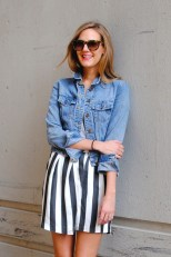 Street-Style-Ideas-With-Stripes-Striped-Shorts-2