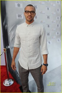 HOLLYWOOD, CA - SEPTEMBER 25: Actor Jesse Williams attends IRIS, A Journey Through the World of Cinema by Cirque du Soleil premiere Sunday, September 25, 2011 exclusively at Kodak Theatre in Hollywood, California. (Photo by Kevin Winter/Getty Images for Cirque du Soleil)