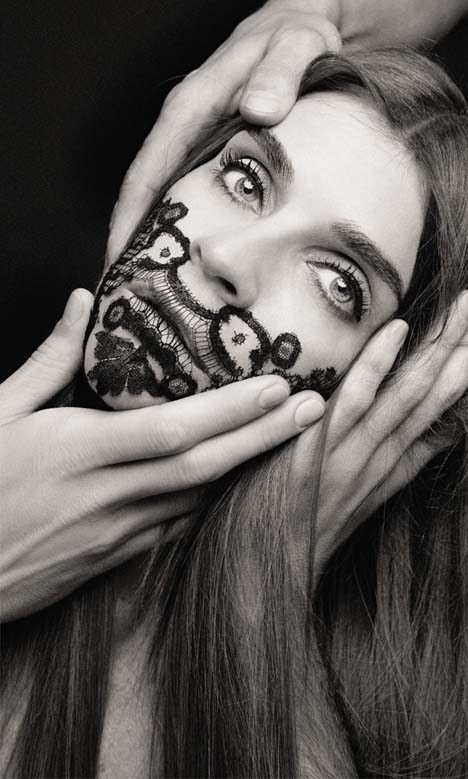 Photo:  Karl Lagerfeld