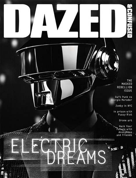 Dazed-Daft-Punk-Cover