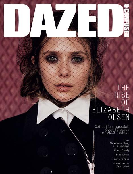 Elizabeth Olsen_Dazed