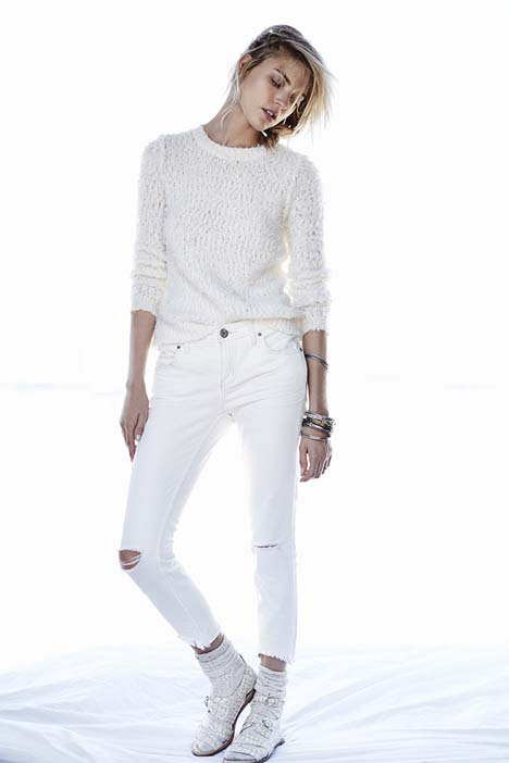 Martha Hunt Free People Into the Pale 5