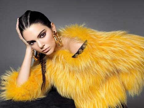 Kendall Jenner Is Tumblr's Favorite Model (Duh)