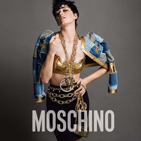 Katy Perry Moschino ad