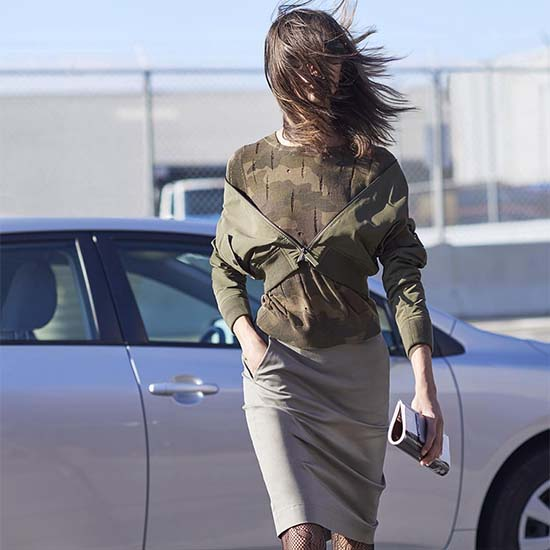 Carine Roitfeld 2nd Uniqlo Collection