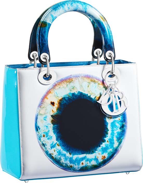 Lady Dior bag We Share Our Chemistry with the Stars