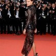 Irina Shayk Sizzles in Balmain at Cannes Film Festival
