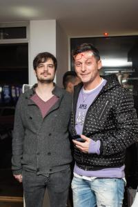 Boško Mijuskovic i Bosko Jakovljevic