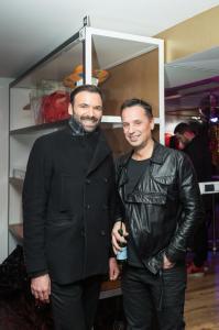 Dragan Vurdelja i Nenad Radujević