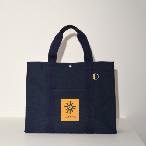 bassi tote recycled PET