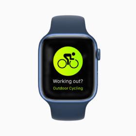 apple watch 7 watchface