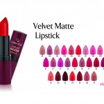 Make-up Uroda GOLDEN ROSE VELVET MATTE LIPSTICK