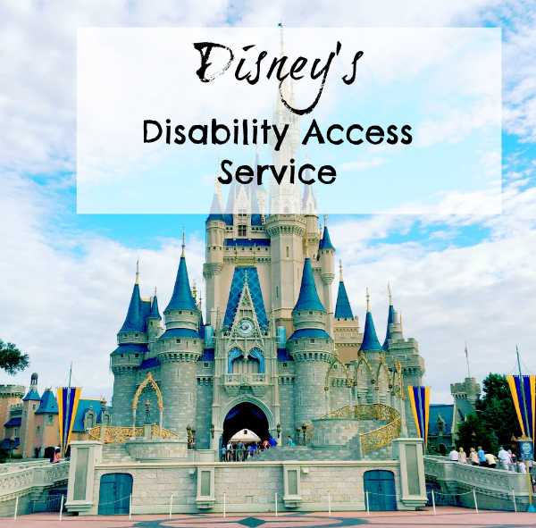 disability access service card