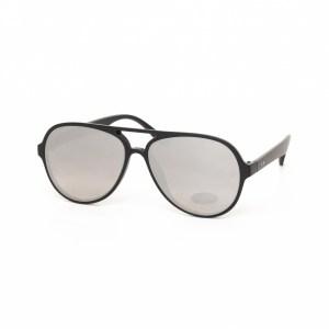 Ανδρικά μαύρα γυαλιά ηλίου See vision