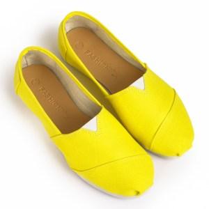 Ανδρικές κίτρινες εσπαντρίγιες Basic