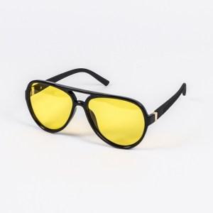 Ανδρικά μαύρα γυαλιά ηλίου XCP