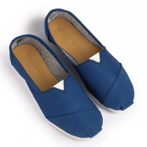 Ανδρικές γαλάζιες εσπαντρίγιες Fashionmix