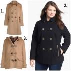 Plus Size Women's Winter Coats Jackets