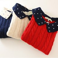 Bow Pullovers