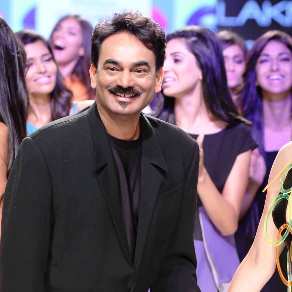 Wendell Rodricks presented 'Popology for Philips 2015'at Lakme Fashion Week