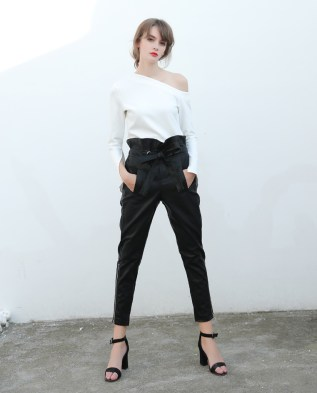 Babe Cropped Pant Apparel