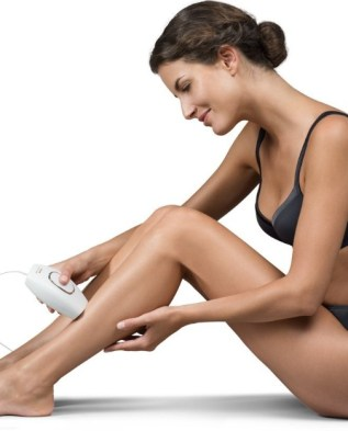 DIY IPL Laser Hair Removal Handset Be Your Own Beautician