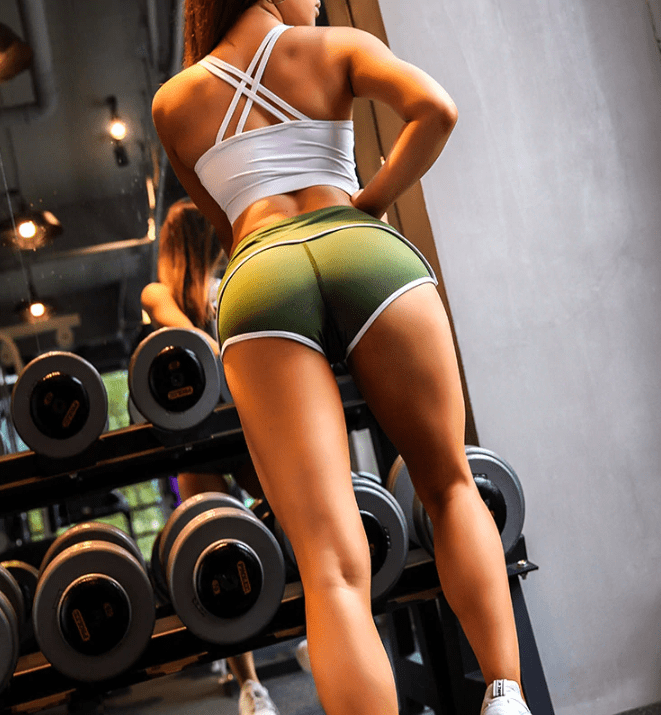Workout Ready Hot Short Active