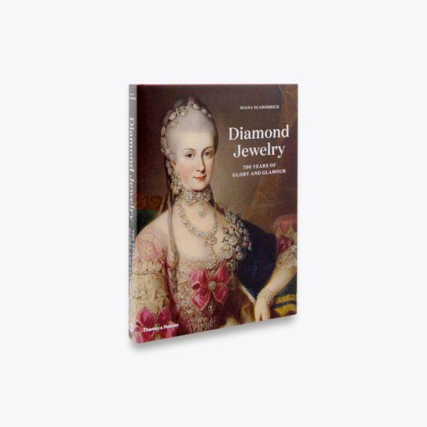 Diamond Jewelry book by Diana Scarisbrick