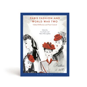 Book Paris Fashion and WWII