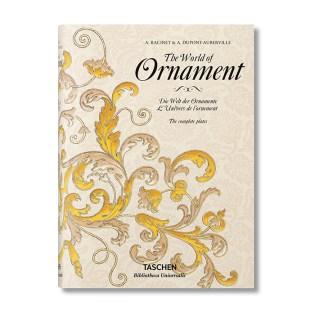 Grāmatas par rakstiem un ornamentiem