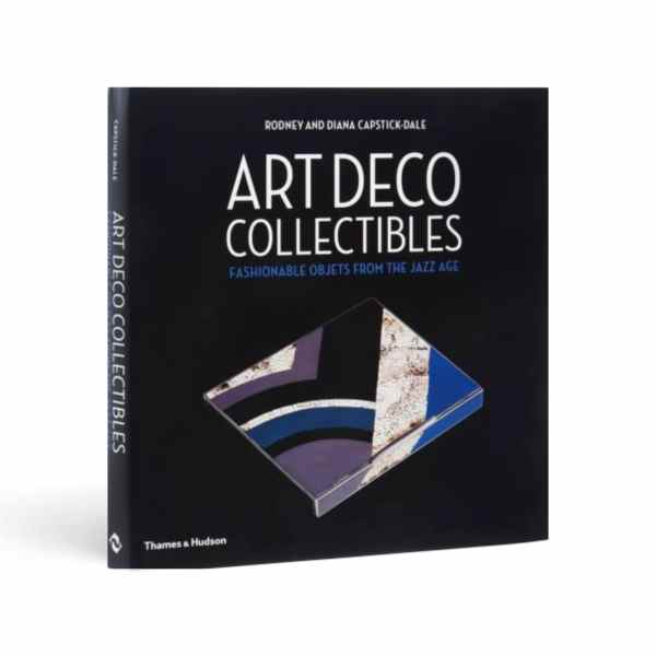 Book cover Art Deco Collectibles: Fashionable Object