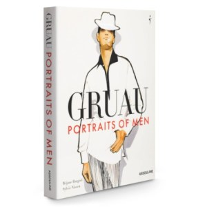 Book cover Gruau: Portraits of Men