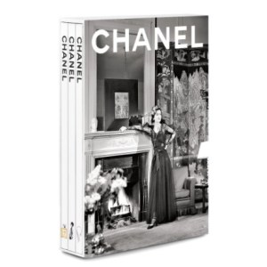 Book cover Chanel 3-Book Slipcase (New Edition)