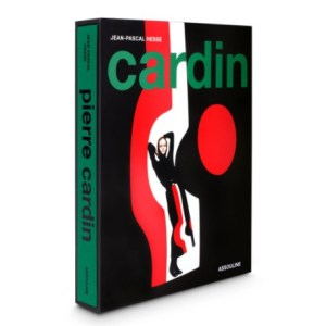 Book cover Pierre Cardin