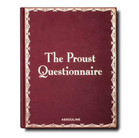 Book cover The Proust Questionnaire