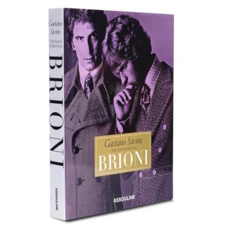 Book cover Brioni