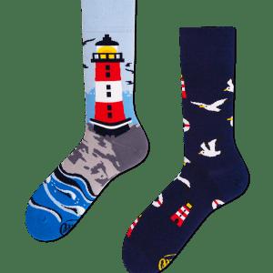 Nordic Lighthouse Socks