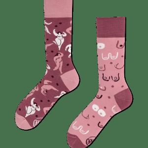 Simple The Breast Socks