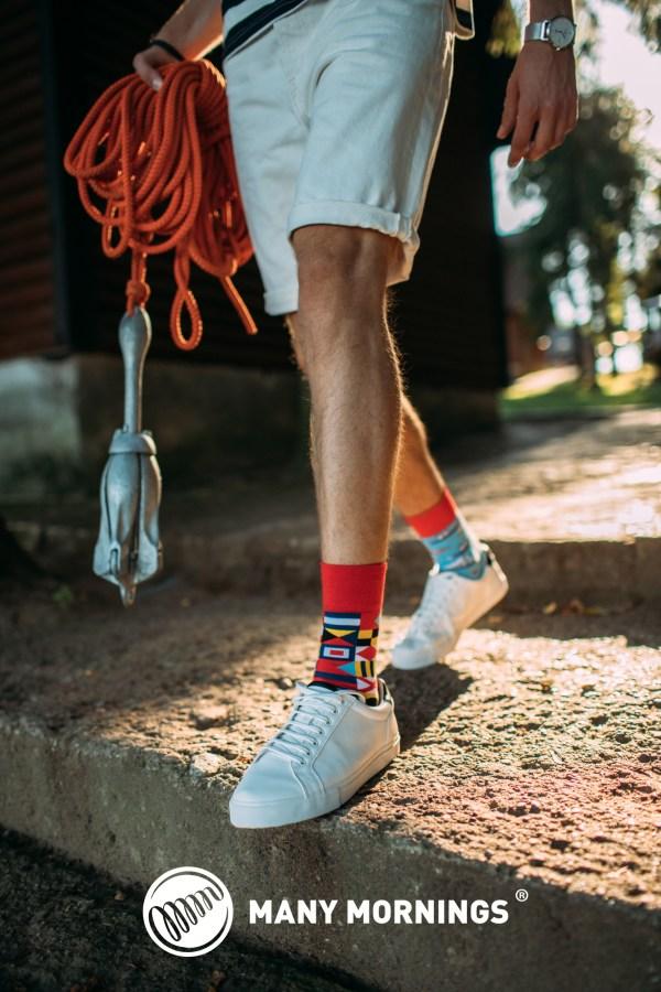 Yacht Club Socks
