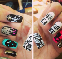 ART: Nails by Mary! | FML
