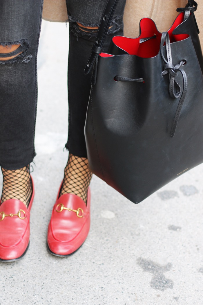 Fish Net Ankle Socks Gucci Jordaan Amp Veiled Beanie
