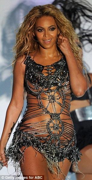 Beyoncé performance
