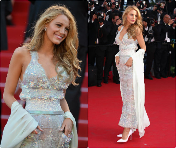 7 Best and worst dressed stars at Cannes Film Festival 2014 - blake_lively_cannes_film_festival_0