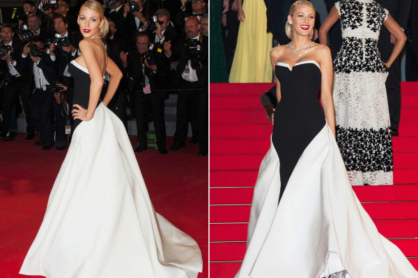 7 Best and worst dressed stars at Cannes Film Festival 2014 - blake Lively Cannes