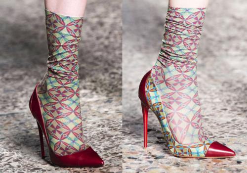Stella Jean Fall 2014 Shoes 4