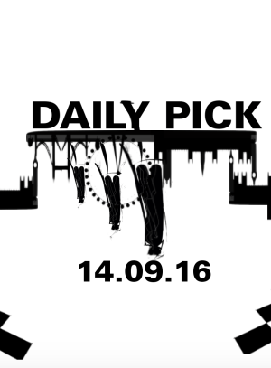 Daily pick 14.09.16