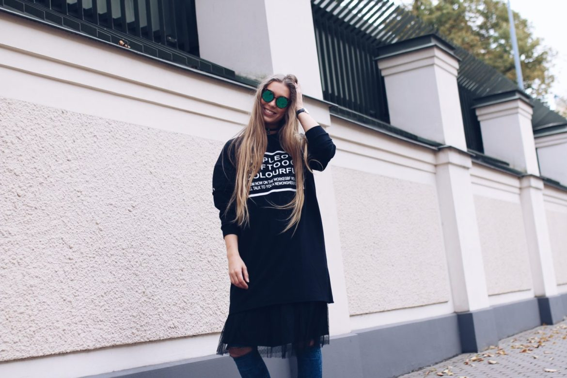With Halens & Cellbes AW16 in Riga