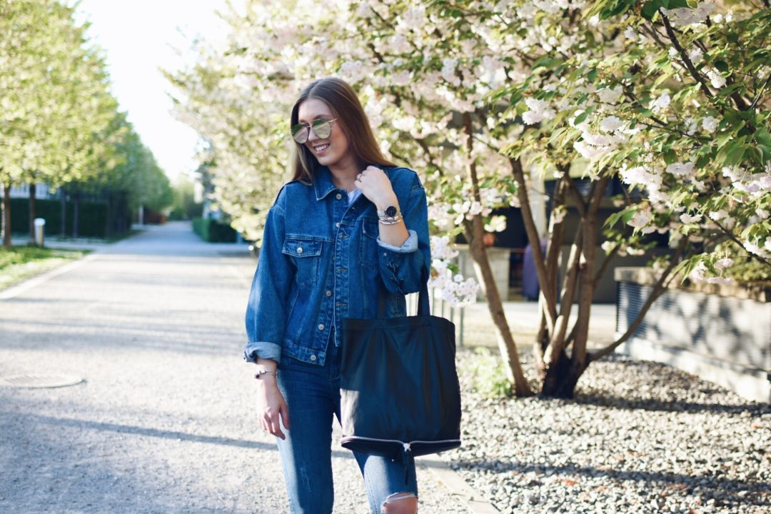 DENIM ON DENIM