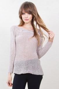 You Knead Me Sweater