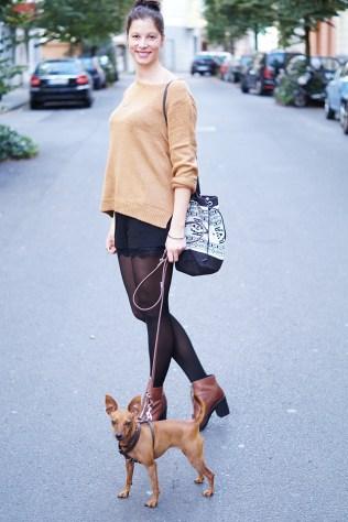 Caprice-love-FashionBlogBloggerShortsschwarzbraunbootsTopshopray-banherbsttrendoutfitstyling